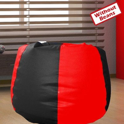 Comf On XXXL Teardrop Bean Bag  Cover (Without Filling)