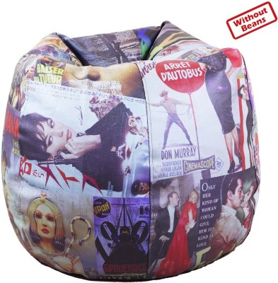 AVS XL Teardrop Bean Bag  Cover (Without Filling)