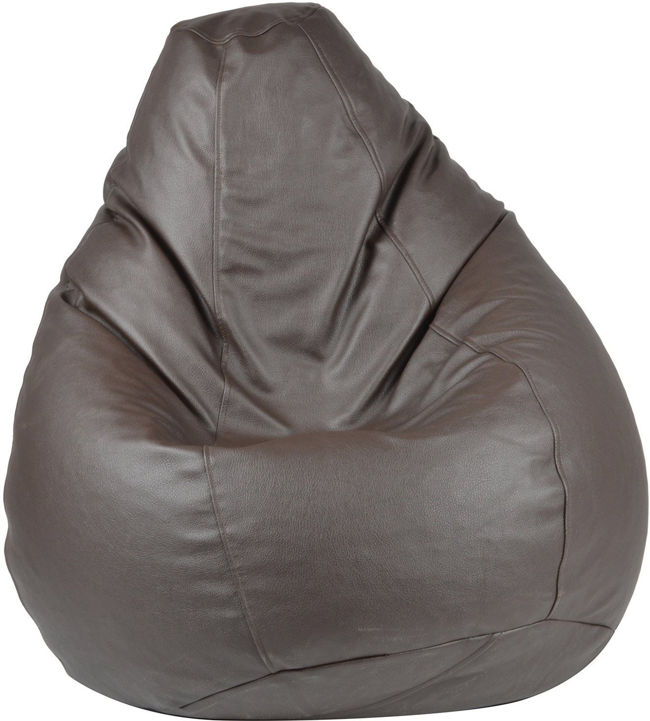 View Galaxy Decorz XXL Bean Bag Cover(Brown) Furniture (Galaxy Decorz)