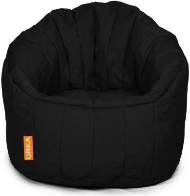 ORKA XXXL Big Boss Chair Bean Bag Sofa  With Bean Filling