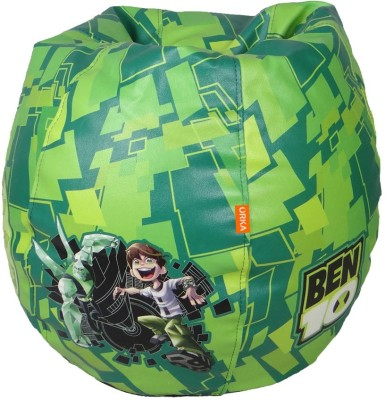 ORKA Ben 10 Series Leatherette S Teardrop Kid Bean Bag