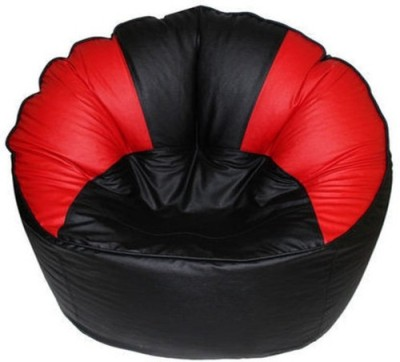 Mr.Lazy XXXL Bean Bag Cover(Black)