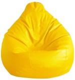 RPB Large Bean Bag Cover (Yellow)