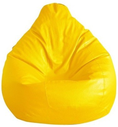 View RPB Large Bean Bag Cover(Yellow) Furniture (RPB)