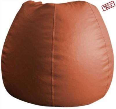 Fab Homez XXXL Premium Bean Bag Cover Teardrop Bean Bag  Cover (Without Filling)