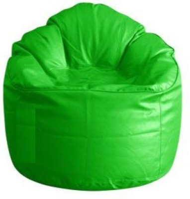 Parshva XXXL Soft Chair Bean Bag Sofa  Cover (Without Filling)