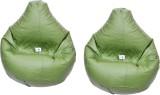 Zecado Large Bean Bag Cover (Green)