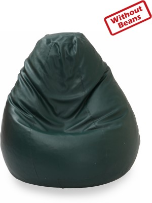 Star XL Bean Bag Cover(Green)