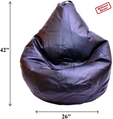 Raveda XXL Teardrop Bean Bag  Cover (Without Filling)