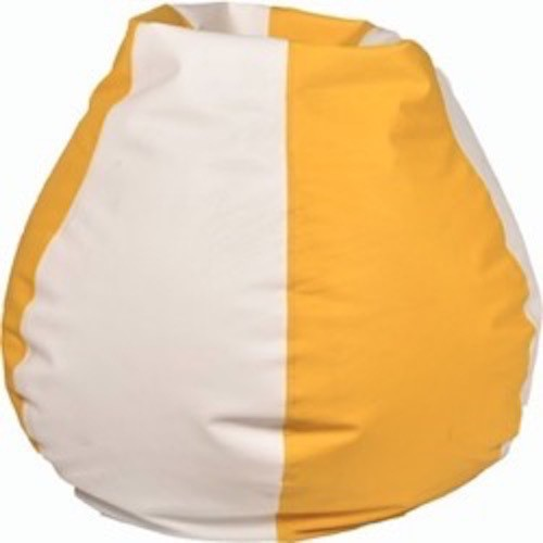 View mr.lazy XXXL Bean Bag Cover(Yellow) Furniture (Mr.Lazy)