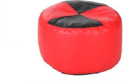 Star Medium Bean Bag Footstool Cover Bean Bag Footstool Cover (Without Filling)