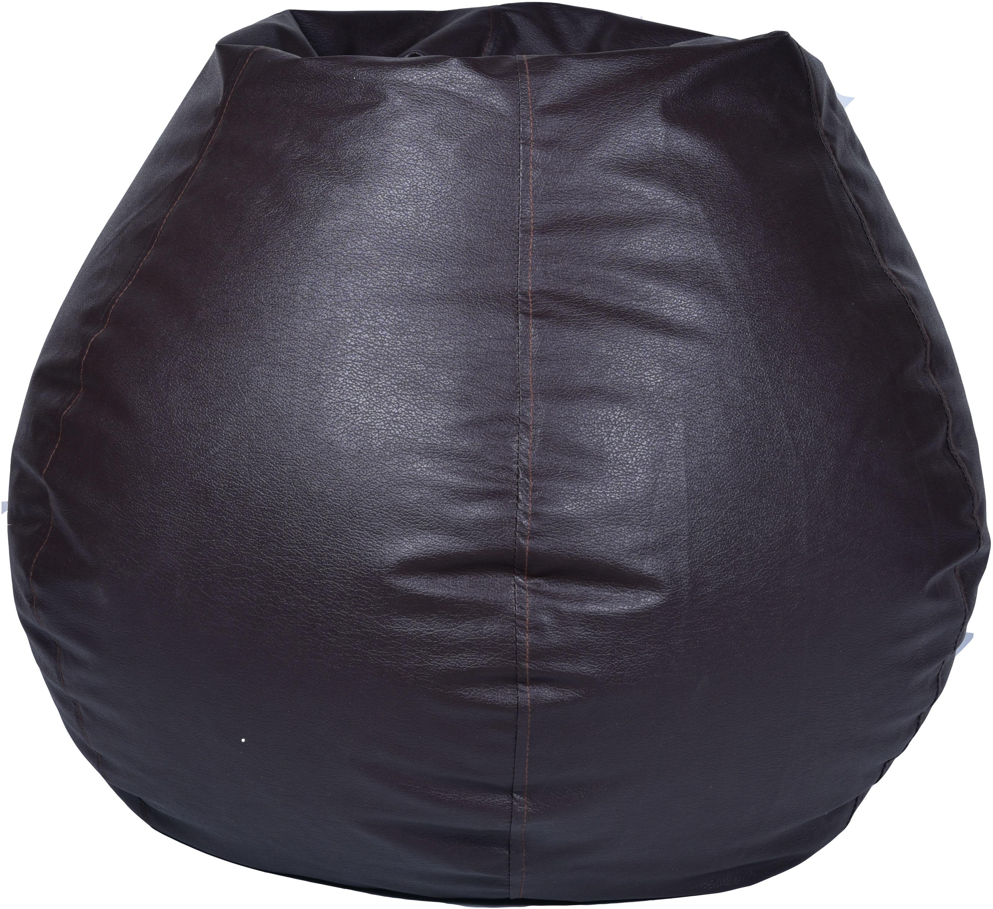 View Mobler XXXL Bean Bag  With Bean Filling(Black) Furniture (Mobler)