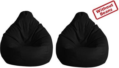Luxuryware Medium Teardrop Bean Bag  Cover (Without Filling)
