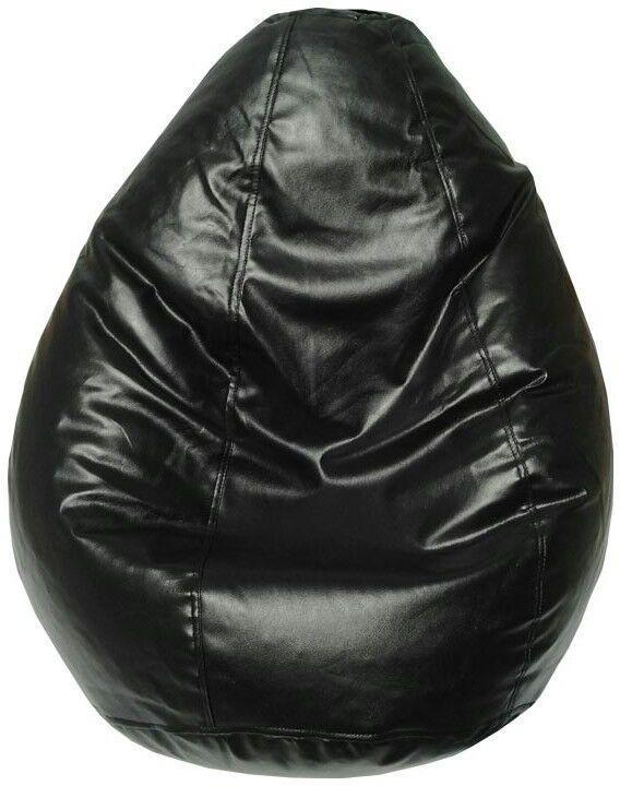 View TJAR XL Bean Bag Cover(Black) Furniture (TJAR)