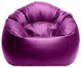 Elite India XXXL Bean Bag Cover (Purple)