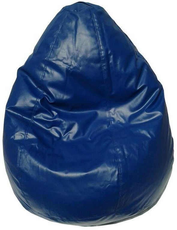 View Furnish Living XXL Bean Bag Cover(Blue) Furniture (Furnish Living)