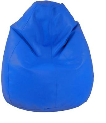 Creative Homez Large Teardrop Bean Bag  With Bean Filling