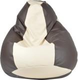 Galaxy Decorz XXL Bean Bag Cover (Brown,...