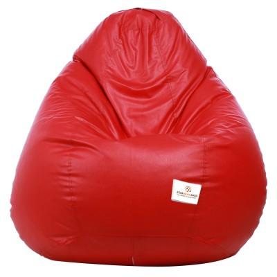 Star XXXL Muddha Bean Bag Sofa  With Bean Filling