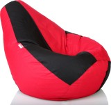 Comfy Bean Bags XXL Teardrop Bean Bag  W...