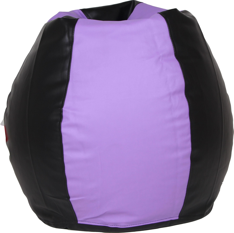 View Mobler XXXL Bean Bag  With Foam Filling(Multicolor) Furniture (Mobler)