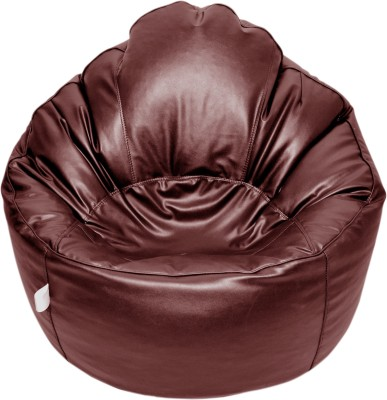 Zecado Medium Sofa Shaped Body Fitter Bean Bag Cover (Without Filling)