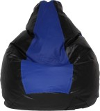 Mobler XXL Bean Bag Cover (Blue)