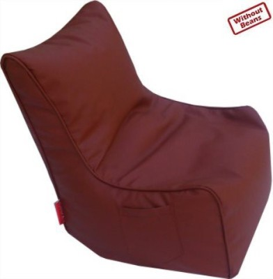 Fun ON XL Bean Chair Bean Bag Chair  Cover (Without Filling)