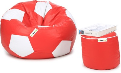 Can Bean Bag XL Bean Bag  Cover (Without Filling)