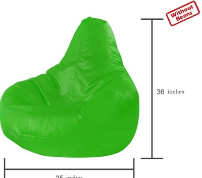 Bean It Up! XL Teardrop Bean Bag  Cover (Without Filling)