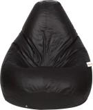 Sattva XXXL Bean Bag Cover (Brown)