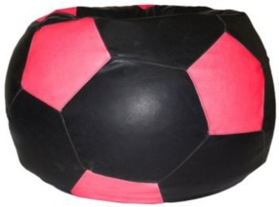 The Furniture Store XXXL Football Aaram Sofa Teardrop Bean Bag  Cover (Without Filling)