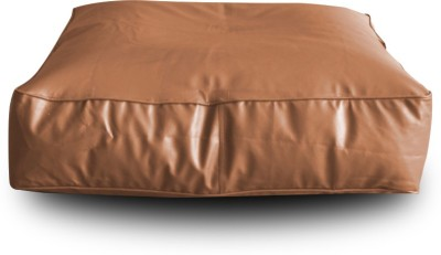 Style Homez XL Floor Cushion Bean Bag  With Bean Filling