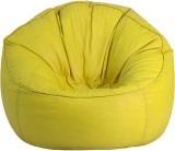 Styleco XXL Bean Bag Cover (Yellow)