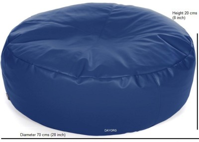 Dayorg Large Bean Bag  Cover (Without Filling)