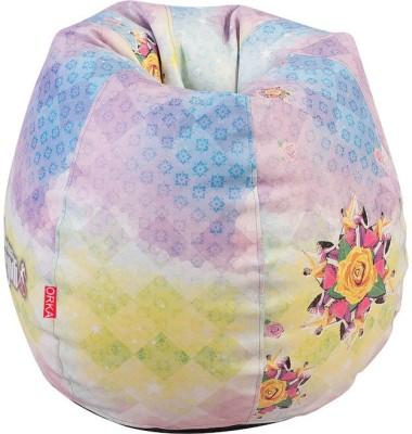 Fun ON XL Digital Printed Bean Bag Bean Bag  Cover (Without Filling)