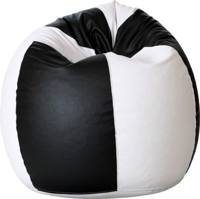 Comfy Bean Bags XXL Bean Bag  With Bean Filling