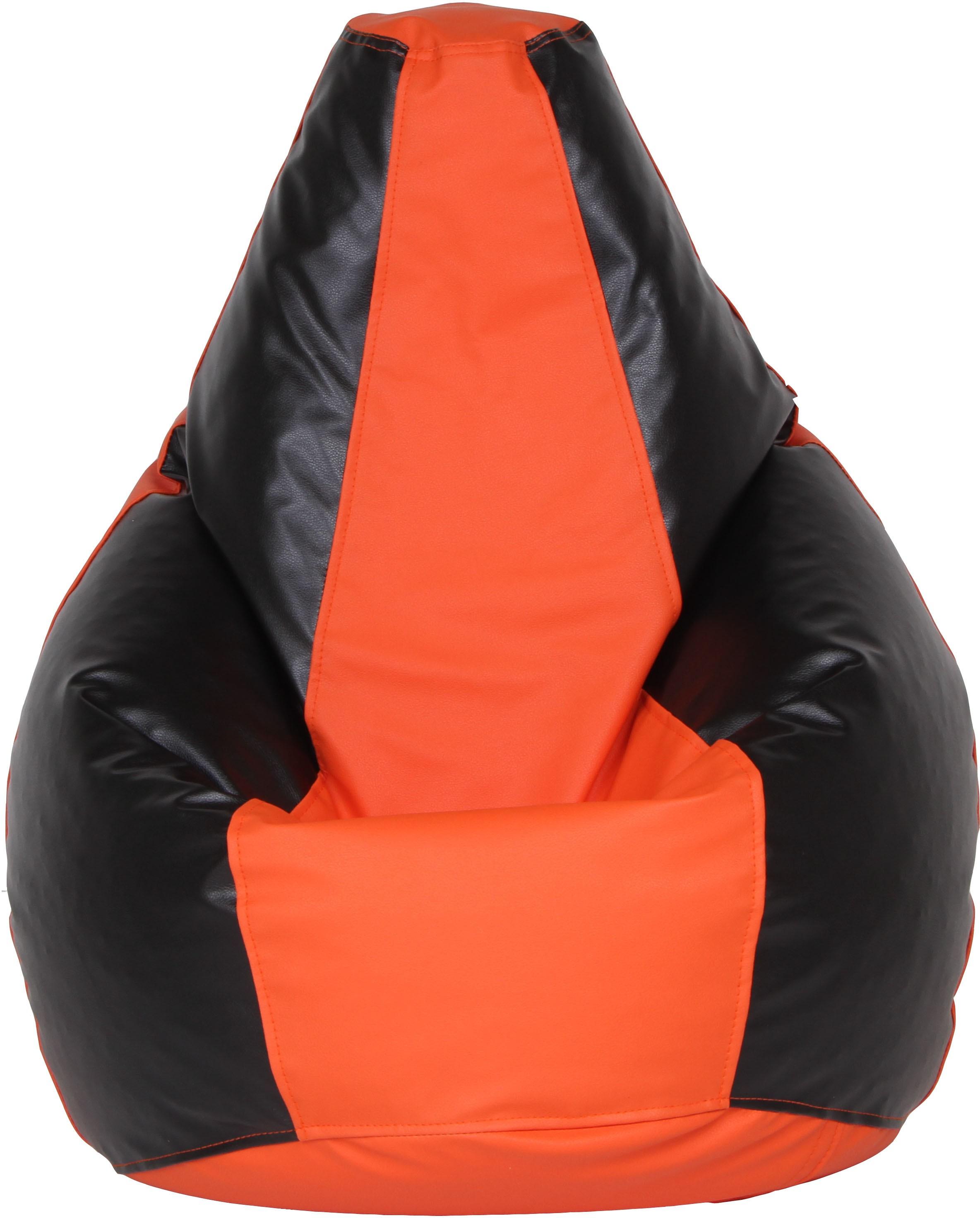 View Mobler XXL Bean Bag  With Foam Filling(Multicolor) Furniture (Mobler)