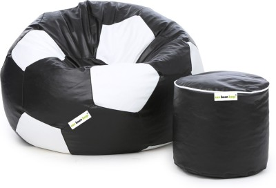 Can Bean Bag XL Bean Bag  With Bean Fill...