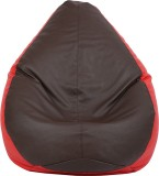 VizwaSS XXL Teardrop Bean Bag  With Bean...