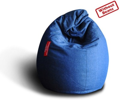 Style Homez XXL Classic Teardrop Bean Bag  Cover (Without Filling)