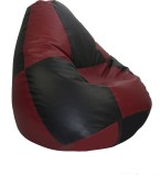 Cosmo XXL Bean Bag  With Bean Filling (M...