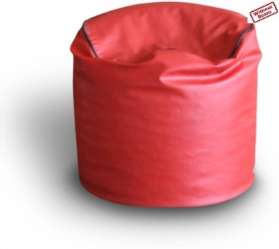 Style Homez Large Bean Bag Footstool  Cover (Without Filling)