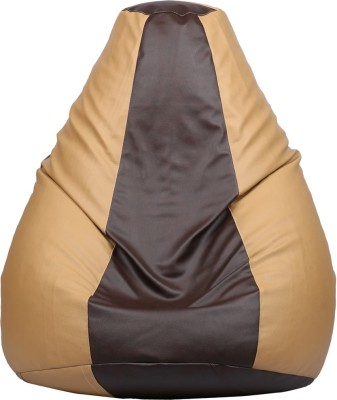 ViZwaSS Small Bean Bag  Cover (Without Filling)