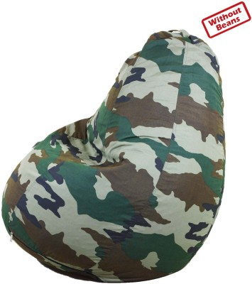 OHS XXXL Teardrop Bean Bag  Cover (Without Filling)