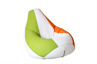 Comfy Bean Bags XXL Bean Bag  With Bean Filling(Multicolor)