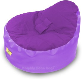 dolphinbeanbags Small DOLBaby Hol-02 Bean Bag With Bean Filling(Multicolor)
