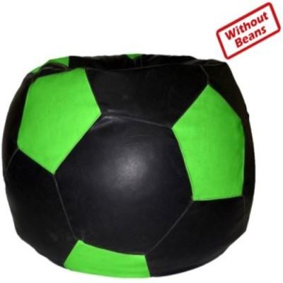 Kaya XXL Football Shaped Teardrop Bean Bag  Cover (Without Filling)