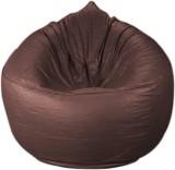 PSYGN XXXL Bean Chair Cover (Brown)