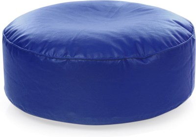 Style Homez Large Bean Bag Cover(Blue)
